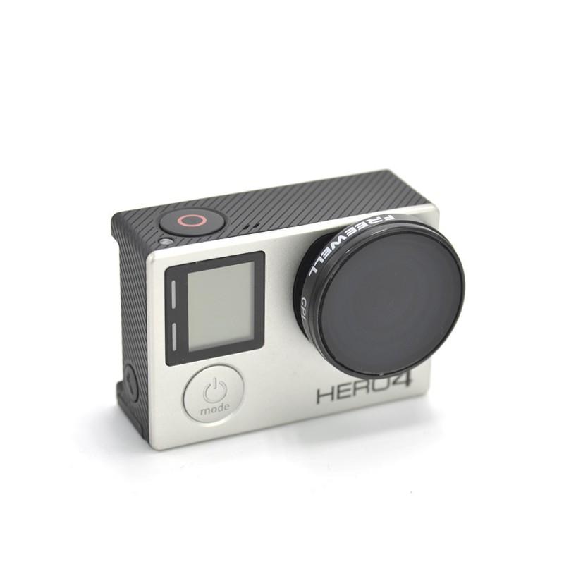 Iberdron Pack 6 filtros Freewell para GoPro