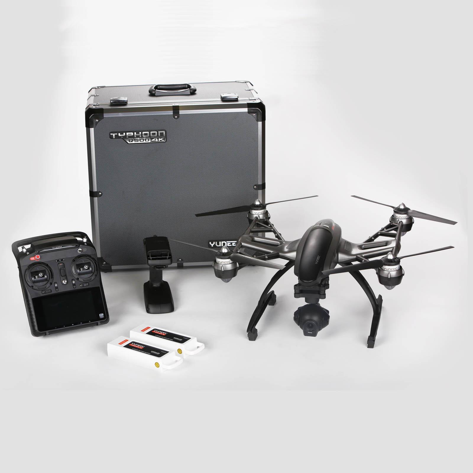 Iberdron Q500 4k contenido caja
