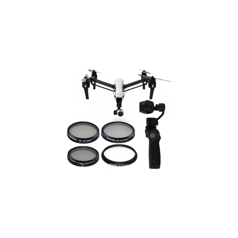 Iberdron Freewell DJI Inspire 1 Filter Pack