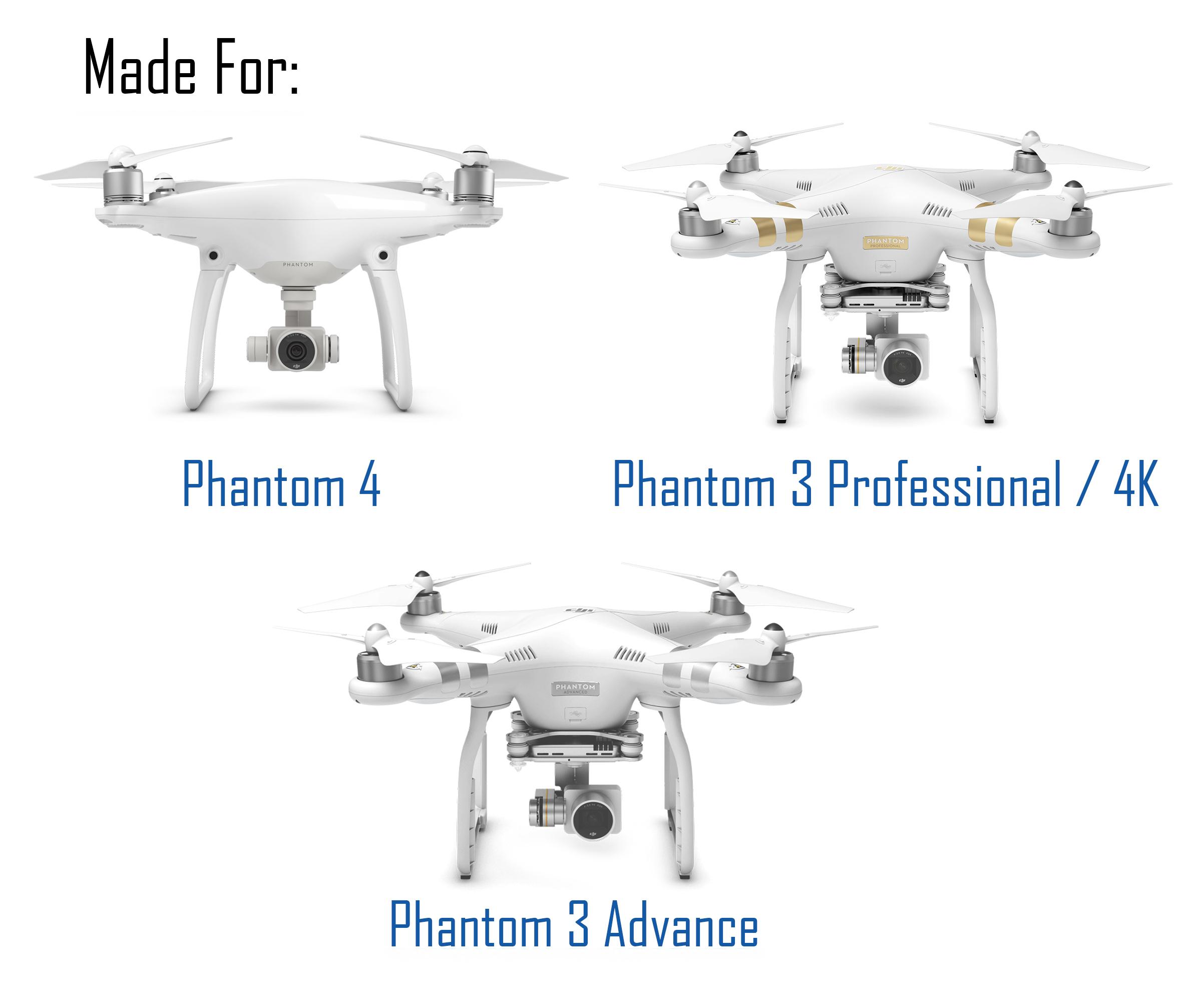 Iberdron Phantom 3 Phantom 4 Filtro ND2-400
