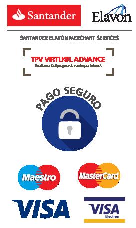 Pago Seguro con TPV Banco Santander