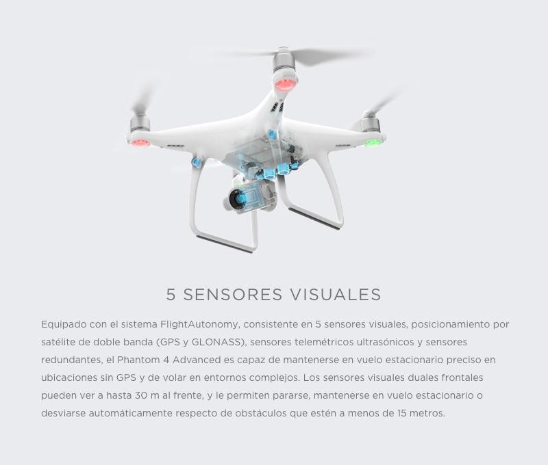 Iberdron - DJI Phantom 5 Advanced