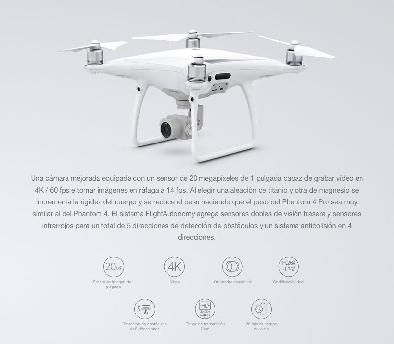 Iberdron DJI Phantom 4 Pro