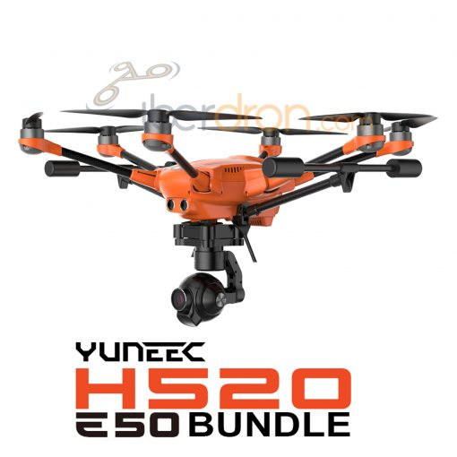 Iberdron Yuneec Bundle H520 y cámara E50