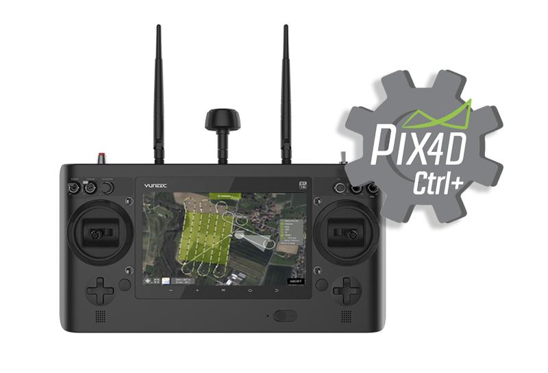 Cómo instalar Pix4Dcapture en el Yuneec H520