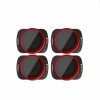 Iberdron Pack 4 filtros para el dji osmo pocket bright day de Freewell