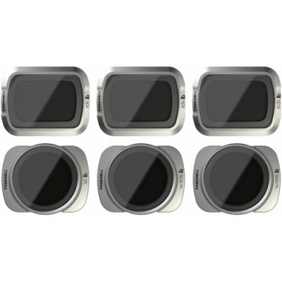 Iberdron Pack 6 filtros para el dji osmo pocket essential kit de Freewell