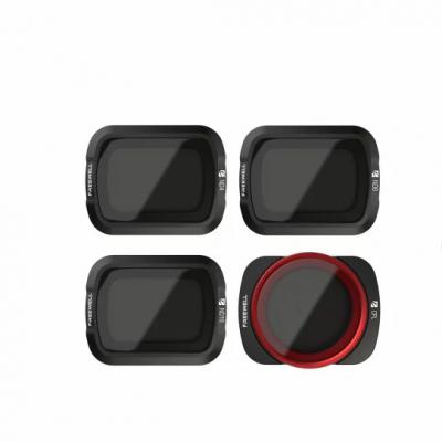 Iberdron Pack 4 filtros para el dji osmo pocket standard day de Freewell