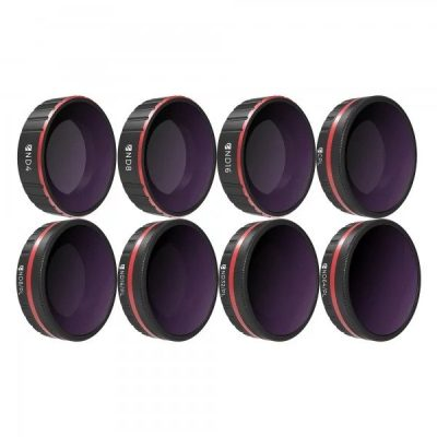 Pack 8 filtros All day para Osmo Action de Freewell